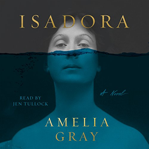 Isadora audiobook cover art