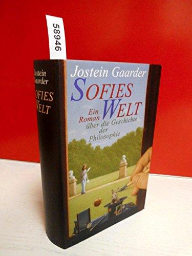 Sofies Welt. Roman über die Geschichte der Philosophie.