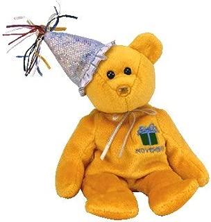 birthday bear beanie baby