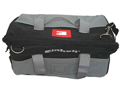 Einhell eincanbag Leinwand Werkzeug Tasche–grau / rot / schwarz