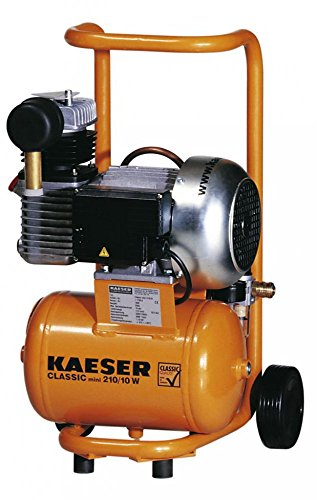 Kaeser Classic mini 210/10W Handwerker Druckluft Kompressor