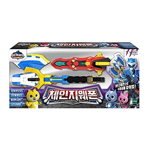 Miniforce Super Dinosaur Power Season Change Weapon Action Figure