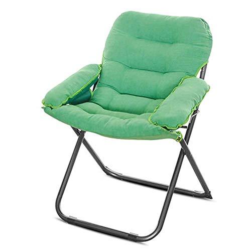 Home Computer Stuhl Faule Student Schlafsaal Schlafstuhl Falten Sofa Einfache Moderne Schlafzimmer Spiel Rücksitz, H MISU (Color : E)