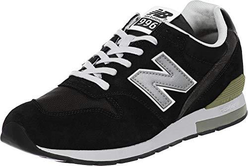 New Balance Herren 996 h Sneaker, Schwarz (Black), 39.5 EU