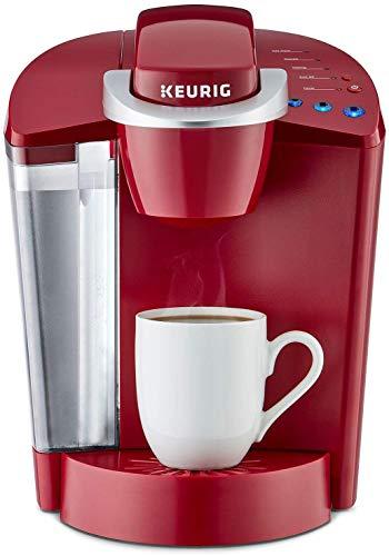 Keurig K-Classic Single-Serve K-Cup Pod Coffee Maker - Rhubarb