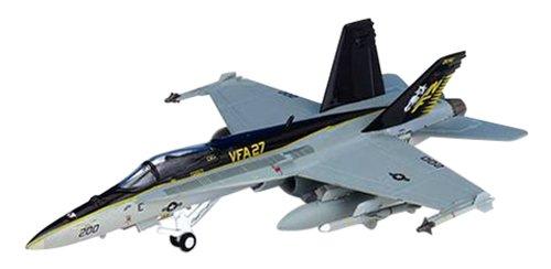 "F/A-18C, US Navy, VFA-27 ""Royal Maces"", CVW-5, CV-63, USS Kitty Hawk, NF 200 Bureau Number: 164045"