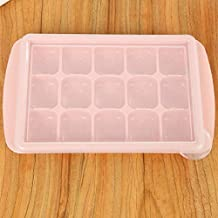 PP with lid seal 24 grid ice cube ice box Ice Cube Ice Box