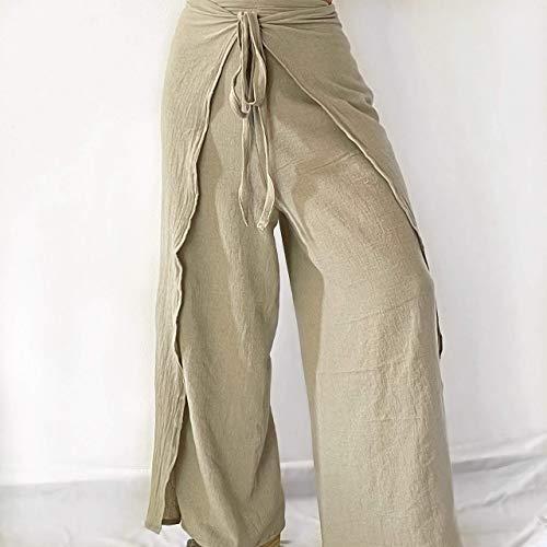 Pantalones Beige  marca