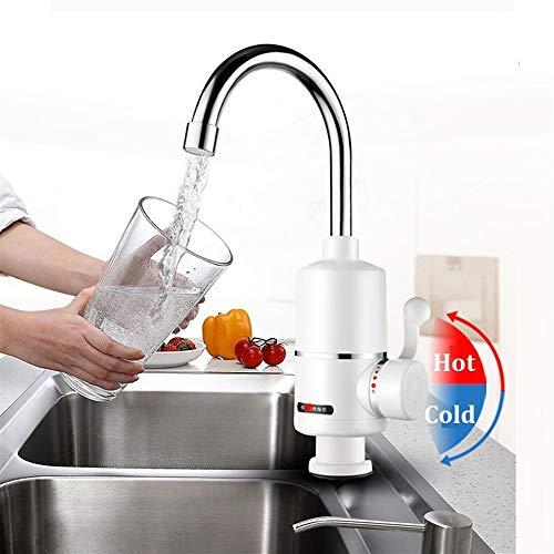 ERCZYO 2000 Watt Badezimmer Küche Instant Warmwasserhahn Elektrische Wasserhahn Tankless Elektrische Warmwasserbereiter