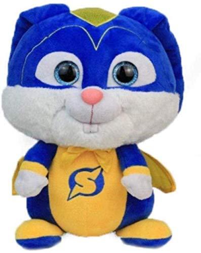 N/D The Secret Life of Pets 2 Captain Snowball Plush Toys 30cm Rabbit Plush Doll Birthday for Kids