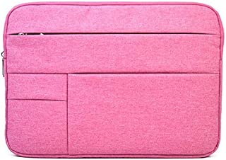 JHM Laptop Netbook Bag Universal Multiple Pockets Wearable Oxford Cloth Soft Portable Leisurely Laptop Tablet Bag, For 14 ...