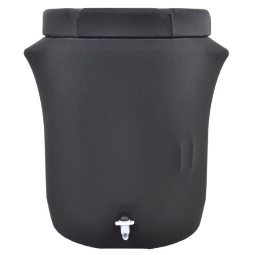 Cooler Cover, Decorative Bartending Supply - 10 Gallon Drink Dispenser – Black