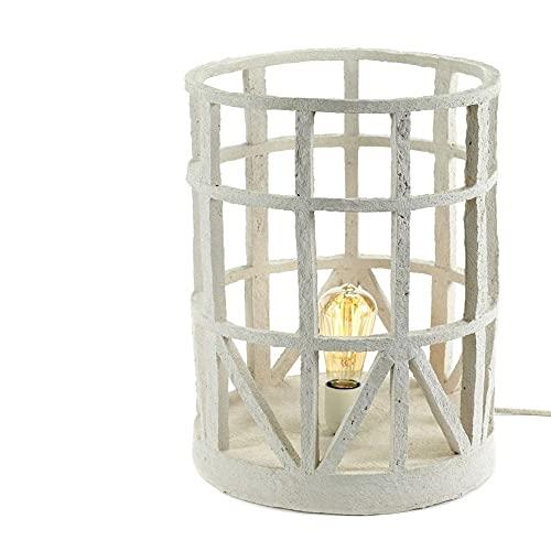 Set 1 Serax Earth Standing Lamp L - Lámpara de Pie Grande Beige