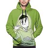 Osomatsu San Hoodie Unisex Hooded Sweatshirt Anime Cosplay Costume Pullover for Men Women