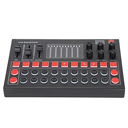 Tarjeta de sonido en vivo, Juego de tarjetas de sonido Bluetooth de...