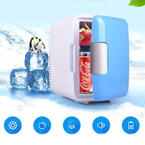 Waart elektrische koelbox voor auto, boot camping, koelbox 12V 220V (warmt koelt) Hoogte: 24cm Maat: 4-liter
