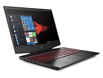 "ELUK OMEN 15t NVIDIA RTX Red Legend Gaming Laptop  Intel i7-10750H CPU 8GB GDDR6 2070 VR Ready 15.6"" 144Hz Full HD IPS Thunderbolt 3 Windows 10 Home 256GB PCIe SSD & 8GB RAM  Gamer PC"