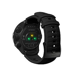 Suunto Sport Wrist HR Baro Stealth Watch