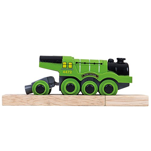 Bigjigs Rail Locomotive Flying Scotsman alimentée par Pile