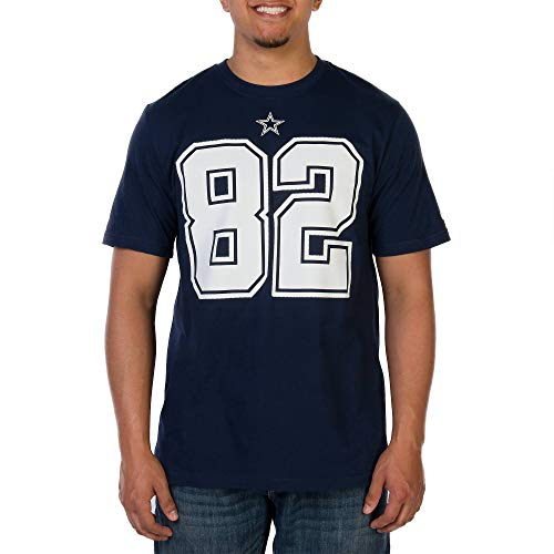 NFL Football T-Shirt Dallas Cowboys Jason Witten #82 Trikot Jersey (XL)