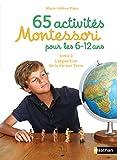 65 activités Montessori 6/12 ans - Tome 2