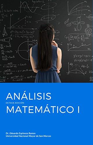 Análisis Matemático I: Para estudiantes de ciencias e ingeniería