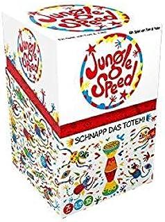 Asmodee Jungle Speed SKWAK-Edition, kortspel, tyska
