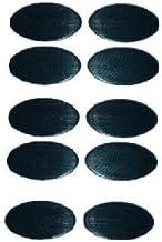 10pcs Mouse Skatez/Mouse Feet for Logitech Mx500, MX510, MX518, 700, 900 (2 Sets of Replacement feet)
