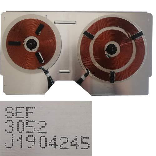 Desconocido Bobinas Inducción SEF 3052, Teka IZ 6315 VR01, 16cm y 19cm