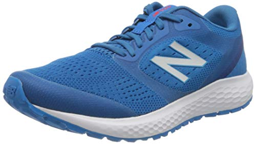 New Balance Men's 520 V6 Running Shoe, Vision Blue/Neo Classic Blue, 11 XW US