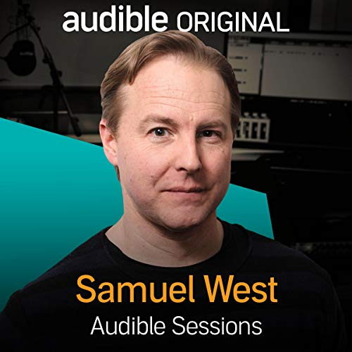 Samuel West audiobook cover art