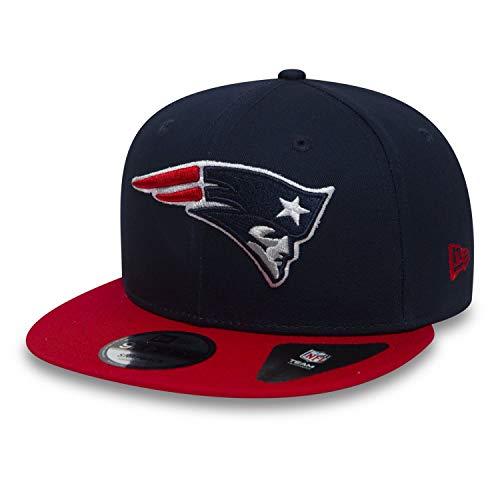 A NEW ERA Era Contrast Team 9Fifty Snapback Cap England Patriots