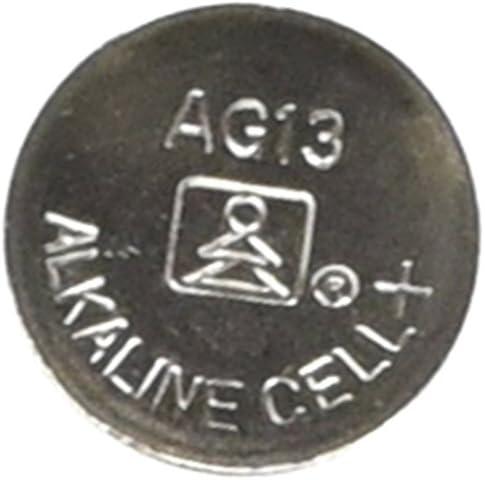 AG13/LR44 Alkaline Button Cell Battery -