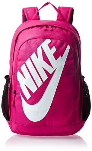 Nike Hayward 2.0 Futura Medium Backpack, Rush Pink/Black/White, ONE SIZE