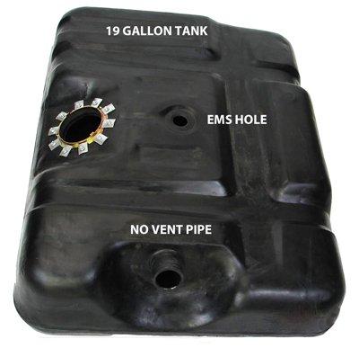 MTS Company 4253 - 19 Gal. rear gas tank