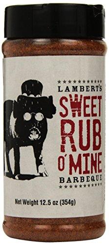 Lambert's Sweet Rub O' Mine (12.5 Ozs)