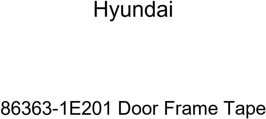 Genuine Hyundai Max 57% OFF 86363-1E201 Door 2021new shipping free Frame Tape