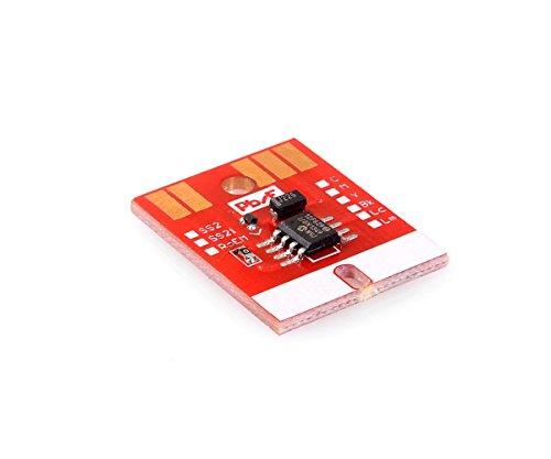 Permanent Chip fuer Mimaki Drucker JV33 | CJV30 | Typ SS21 | Magenta