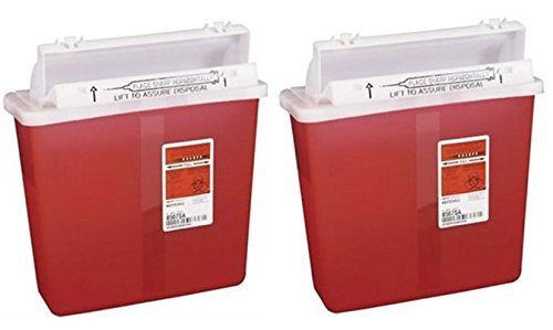 buy  8507SA- Container Sharpstar in-Room Mailbox Lid ... Diabetes Care