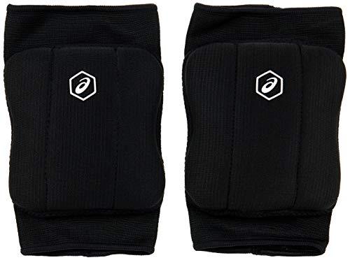 Asics Unisex Basic Kneepad, Schwarz (Performance Black), X-Large