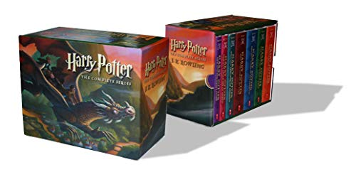 Harry Potter books are the best gift idea for teenagers - Gift Ideas for a Teenager in the Hospital