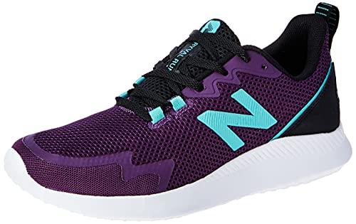 Tênis New Balance Ryval, Feminino, Roxo/Azul, 38