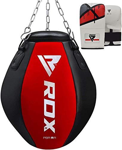 RDX MMA Sacos De Boxeo Uppercut Wrecking Ball Bolsa Relleno Ssaco Pesado Pared Kick Boxing Muay Thai