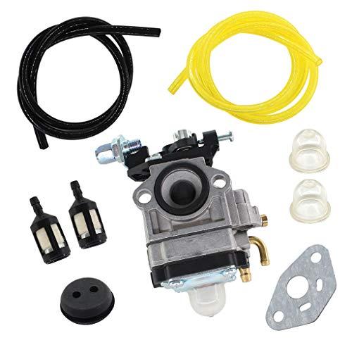 AISEN Vergaser mit Benzinfilter Dichtung für ATIKA HB 60 / HB 60N / HB60 / HB60N / N-200 Heckenscher
