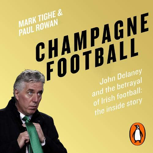 Champagne Football cover art