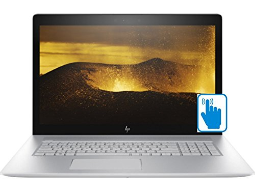 New HP Envy 17t Premium 17.3 inch Touch Laptop (Intel 8th Gen i7 Quad Core, 32GB RAM, 4TB SSD (Solid...