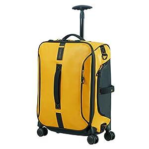 Samsonite Paradiver Light - Bolsa de Viaje, S (55 cm - 50 L), Amarillo (Yellow)