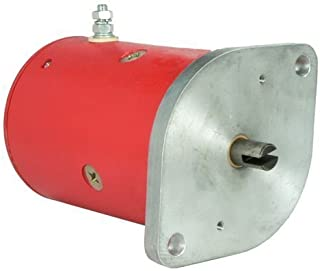 NEW SNOW PLOW MOTOR Replacement For EARLY WESTERN MEZ7002