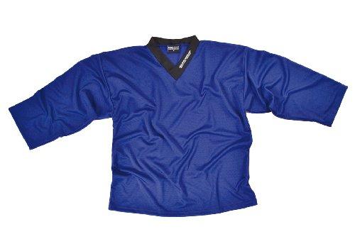 Sherwood Erwachsene Trainingstrikot Sher-Wood Practice Jersey, Blau, XXXL, 42011