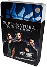 Supernatural Pop Quiz Trivia Deck (Science Fiction Fantasy)
